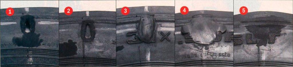 Ремонт бокового пореза бескамерной шины своими руками 986